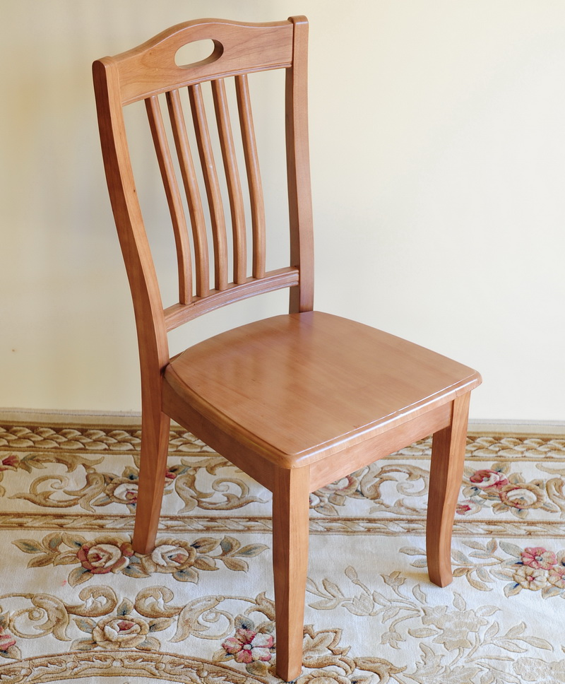 6 X Wooden Dining Chair EBay